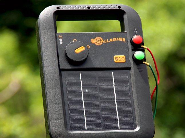 Gallagher Solar S10 Energizer Ruralmfg Com
