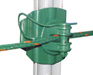 Gallagher T-Post Universal Insulator - Green
