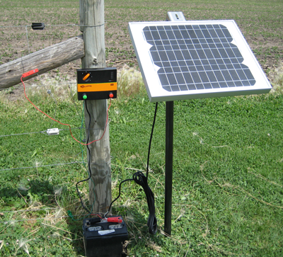 Gallagher B280 Solar Energizer Ruralmfg Com